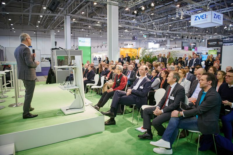 "Forum ""SINTEG explores: Real-world labs – how do they work, what lessons have we learned?"" am 12.02.2020. Foto: BMWi"
