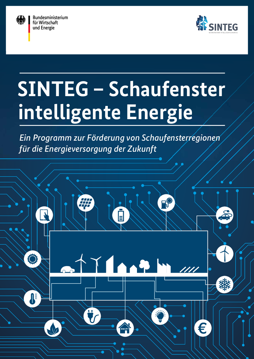 SINTEG – Schaufenster intelligente Energie