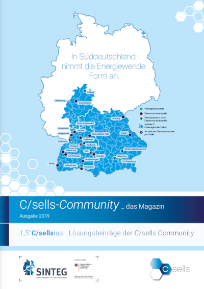 C/sells-Community, das Magazin