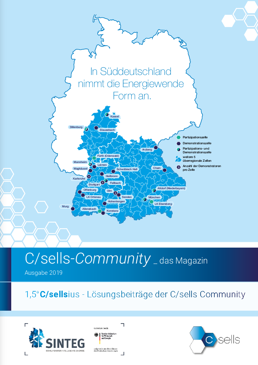 C/sells-Community – das Magazin